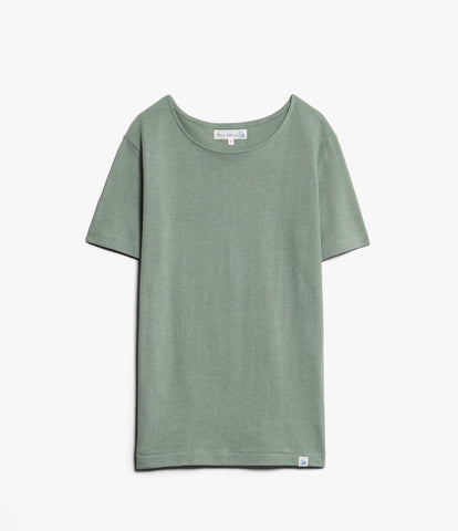 Women's <br/>1.20sBFC boyfriend crew <br/>light army