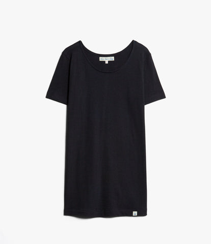 Women's<br/>1.20sBFC boyfriend crew<br/>dark navy