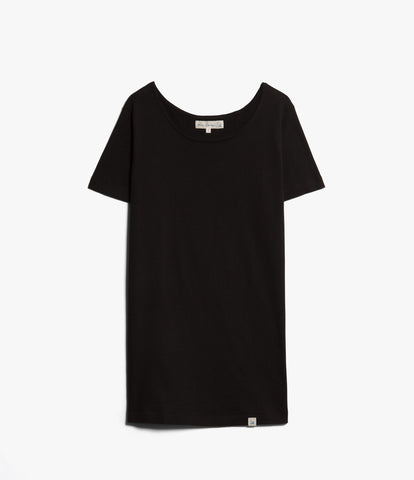 Women's<br/>1.20sBFC boyfriend crew<br/>deep black
