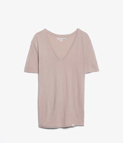 Women's<br/>1.80sLV loose V-neck<br/>sand