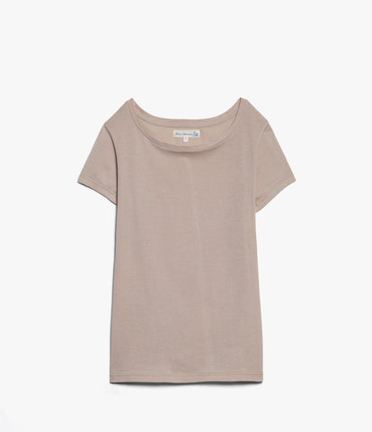 Women's<br/>18.EFC easy fit crew t-shirt<br/>sand