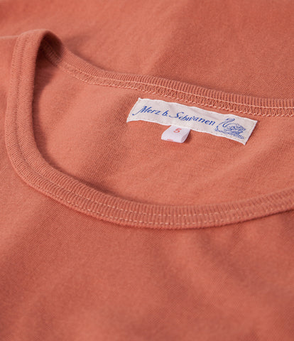 Men's <br/>1960's army tee <br/>light rust