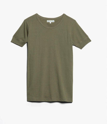 Men's <br/>1960's army tee <br/>army