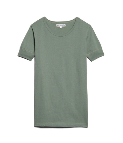 Men's<br/>1960's army tee<br/>light army