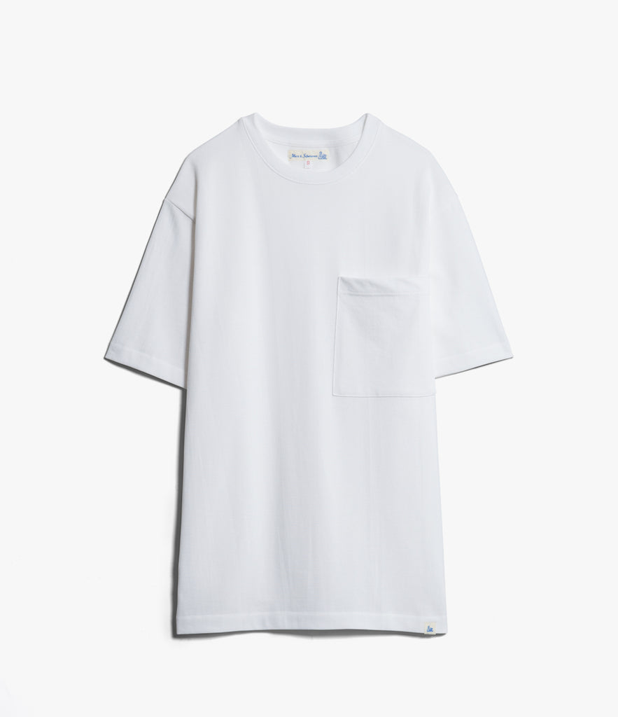 Women's<br/>2.OSP oversized T-shirt <br/>white