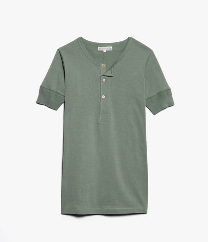 Men's <br/>207 henley short sleeve <br/>light army