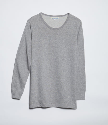 212 army shirt long sleeve<br/>grey mel.