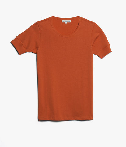 213 army T-shirt<br/>rust