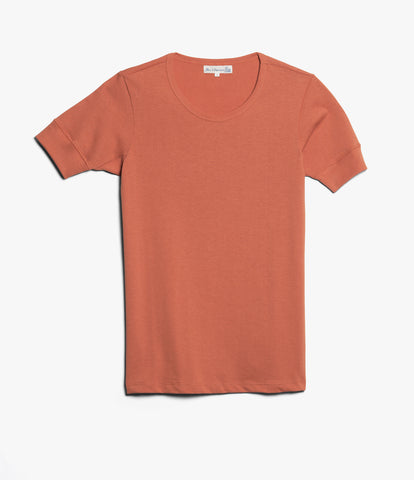 Men's<br/>213 army T-shirt<br/>light rust
