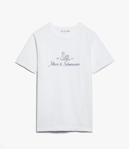 Men's <br/>215MbS classic crew neck T-shirt <br/>white