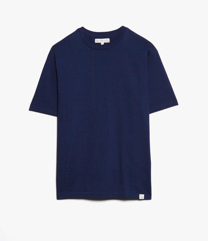 215OS oversized classic crew neck T-shirt<br/>ink blue