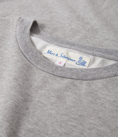 Men's <br/>215OS oversized classic crew neck T-shirt <br/>grey mel.