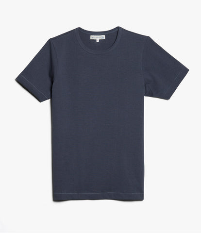 215 classic crew neck T-shirt<br/>navy