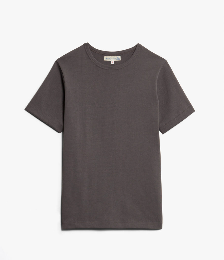Men's <br/>215 classic crew neck T-shirt <br/>stone