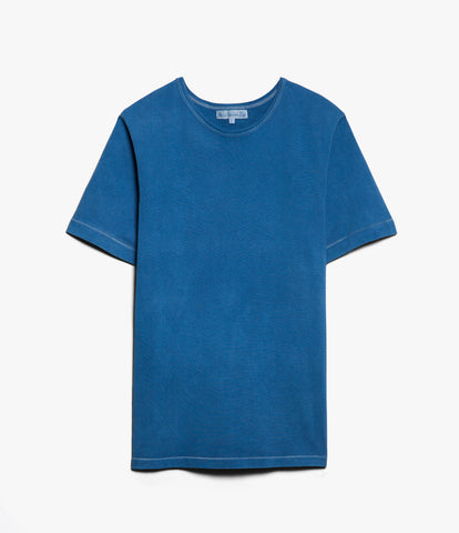 Men's <br/>215 classic crew neck T-shirt <br/>indigo