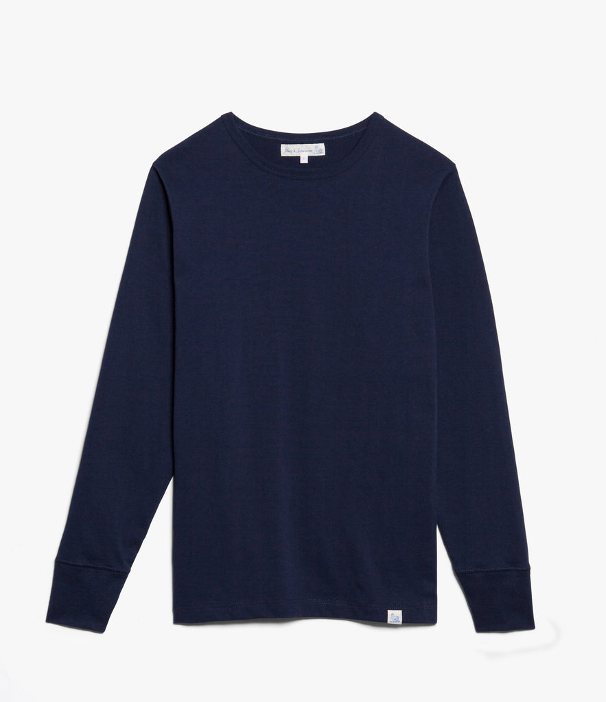 Men's<br/>215LS long sleeve<br/>ink blue