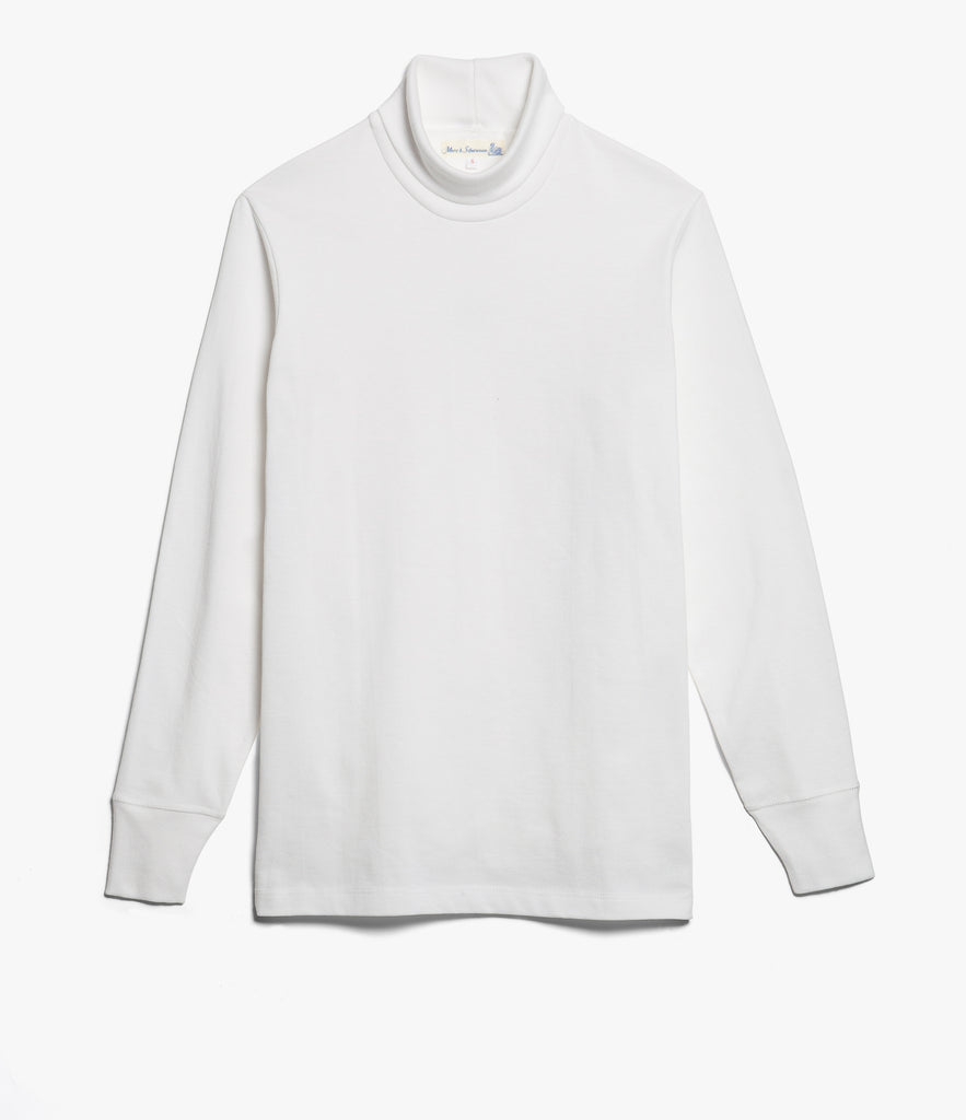 219 turtleneck long sleeve<br/>white