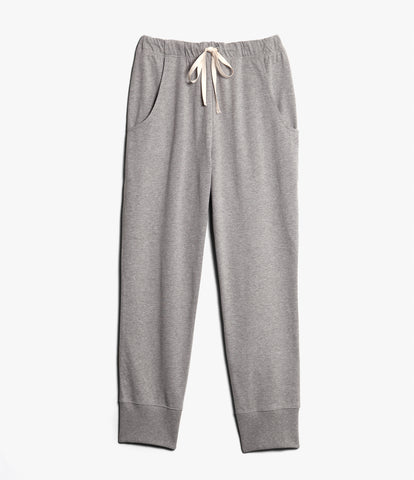 Women's <br/>2M.CPR classic sweatpants rib <br/>grey mel.