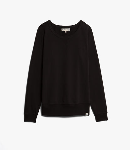 Women's <br/>2M.CS classic sweatshirt <br/>deep black