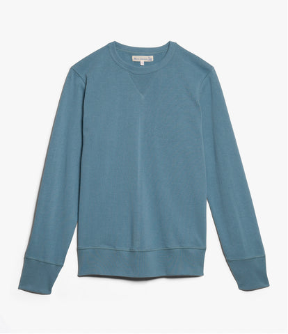 2M78 crew neck sweatshirt light<br/>ocean
