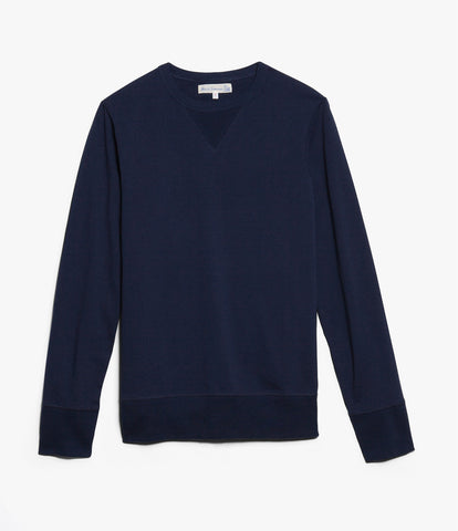 2M78 crew neck sweatshirt light<br/>ink blue
