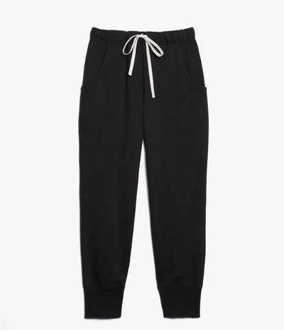 Women's<br/>3.CPR classic sweatpants rib<br/>deep black