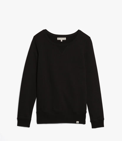 Women's<br/>3.CS classic sweatshirt<br/>deep black