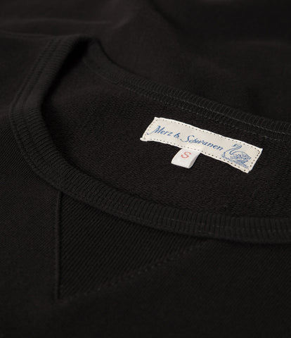Women's <br/>3.CS classic sweatshirt <br/>deep black