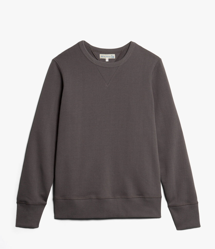Men's <br/>346 crew-neck sweatshirt <br/>stone