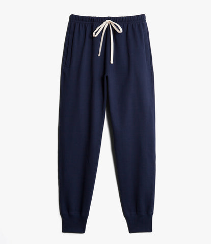 359 sweatpants long<br/>ink blue