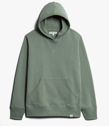 Men's <br/>382 hooded sweater <br/>light army