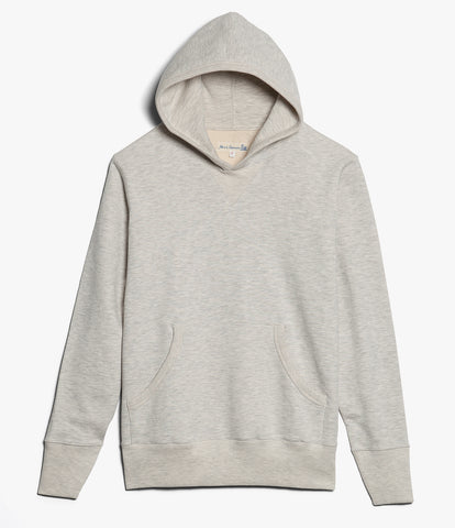 Men's <br/>3S82 hooded sweater <br/>nature mel.