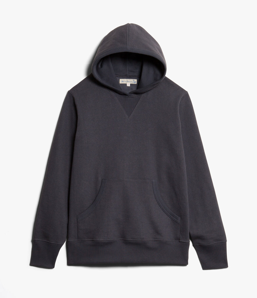 Men's <br/>3S82 hooded sweater <br/>navy