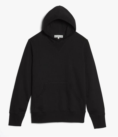Men's <br/>382 hooded sweater <br/>deep black