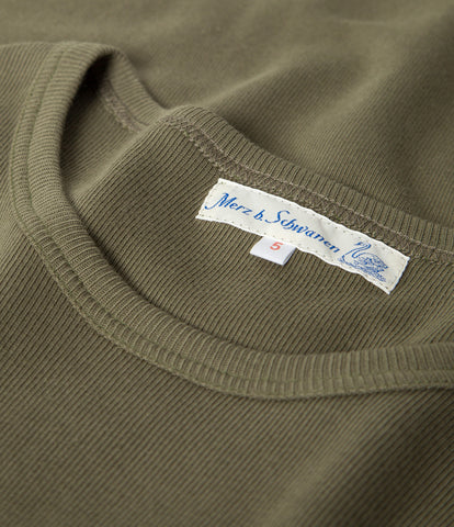 Men's <br/>512 strickflausch army long sleeve <br/>army