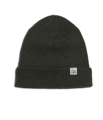 Unisex <br/>M91 merino knitted beanie <br/>army