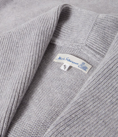 Women's <br/>SK.JKT01 pocket cardigan <br/>grey mel.