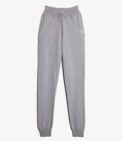 Women's <br/>SK.PT01 cozy pants <br/>grey mel.