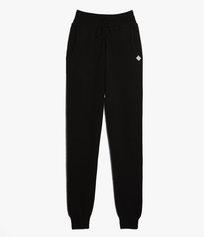 Women's <br/>SK.PT01 cozy pants <br/>deep black