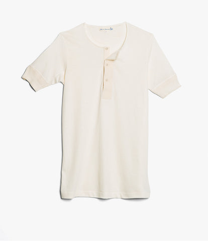 Men's <br/>103 henley short sleeve <br/>nature