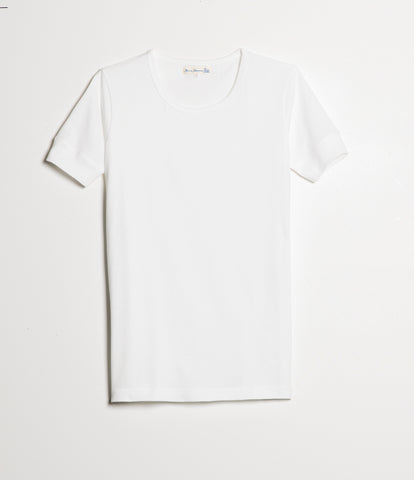 Men's <br/>1960's army tee <br/>white