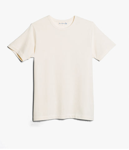 Men's <br/>215 classic crew neck T-shirt <br/>nature