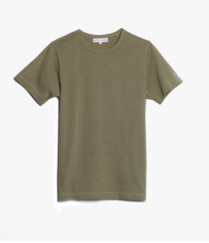 215 classic crew neck T-shirt<br/>army