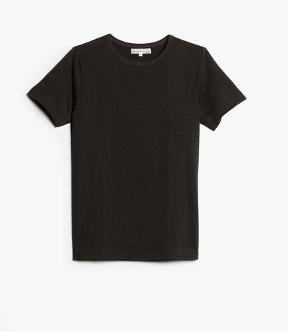 Men's <br/>215 classic crew neck T-shirt <br/>charcoal
