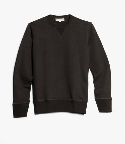 346 crew-neck sweatshirt<br/>charcoal