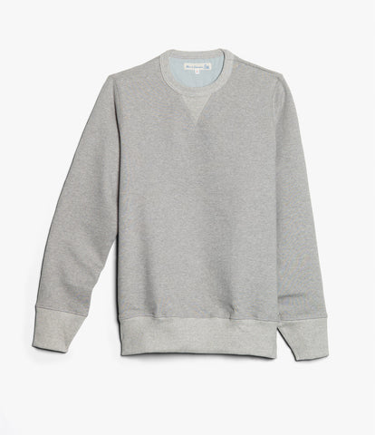 Men's<br/>3S48 crew-neck sweatshirt heavy<br/>grey mel.