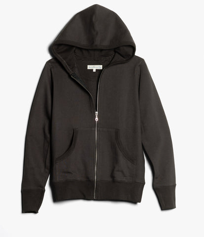 3S80 hooded zip jacket<br/>charcoal