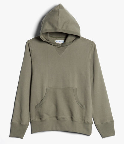 3S82 hooded sweater<br/>army