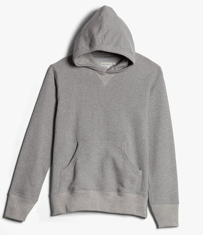 Men's <br/>382 hooded sweater <br/>grey mel.