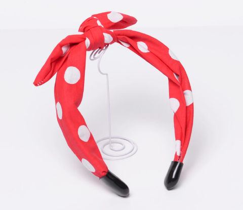The Tilted Bow™ Polka Dot Collection
